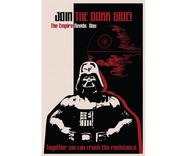 Постер Зоряні Війни Star Wars А3 06