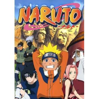 Постер Наруто Naruto А3 01
