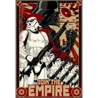Постер Зоряні Війни Star Wars А3 05