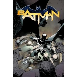Постер Бетмен Batman A3 02