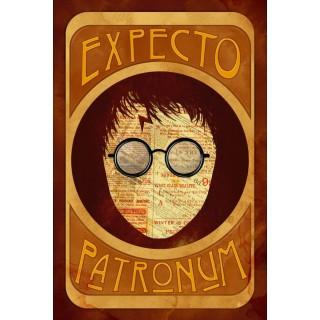 Постер Гаррі Поттер Harry Potter A3 08