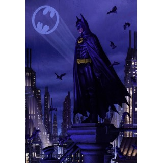 Постер Бетмен Batman A3 03