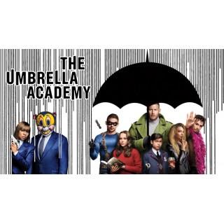Постер Академія Амбрелла Umbrella Academy А3 05