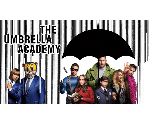 Постер Академія Амбрелла Umbrella Academy А3 053