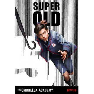 Постер Академія Амбрелла Umbrella Academy А3 06