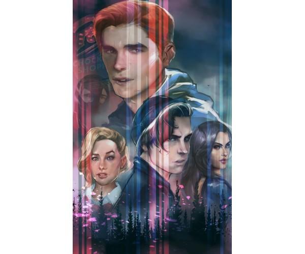 Постер Рівердейл Riverdale A3 02