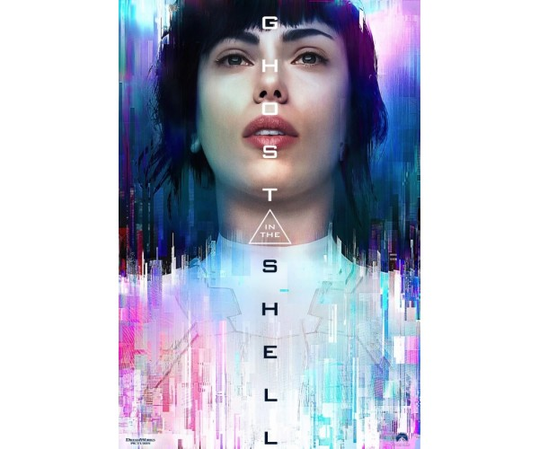 Постер Привид у броні Ghost in the Shell A3 01
