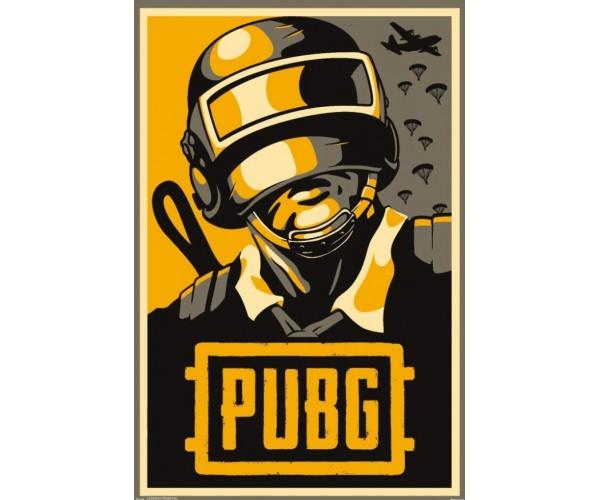 Постер PUBG A3 02