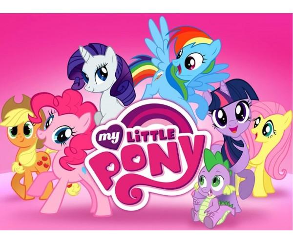 Постер Мій маленький пон My Little Pony A3 02