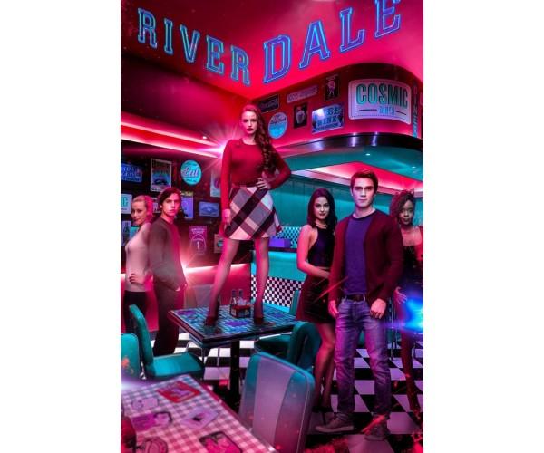 Постер Рівердейл Riverdale A3 03