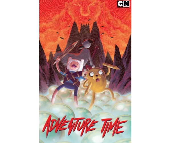 Постер Час пригод Adventure Time A3 04
