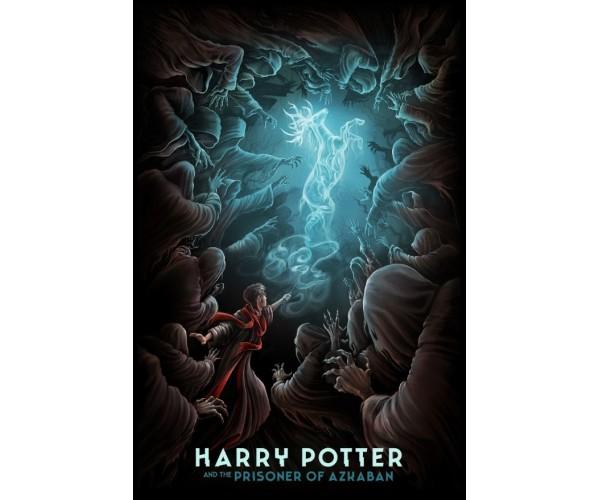 Постер Гаррі Поттер Harry Potter A3 09