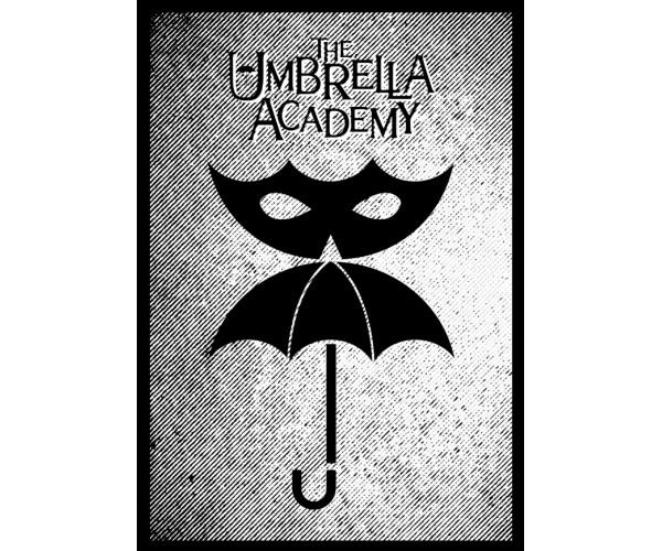 Постер Академія Амбрелла Umbrella Academy А3 08
