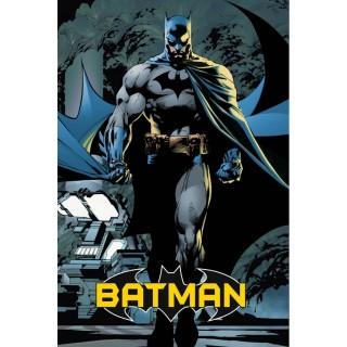 Постер Бетмен Batman A3 04