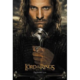 Постер Володар Перснів Lord of the Rings A3 02