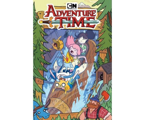 Постер Час пригод Adventure Time A3 05