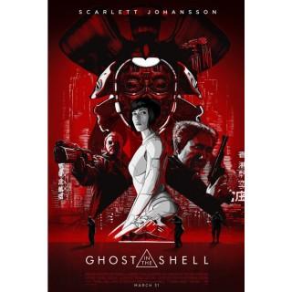 Постер Привид у броні Ghost in the Shell A3 02