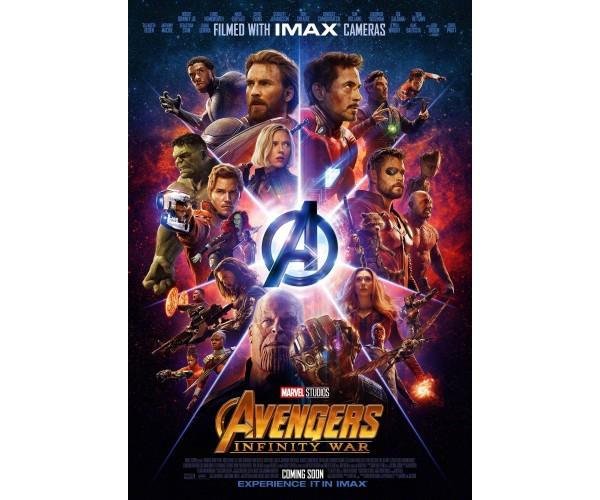 Постер Infinity War 03