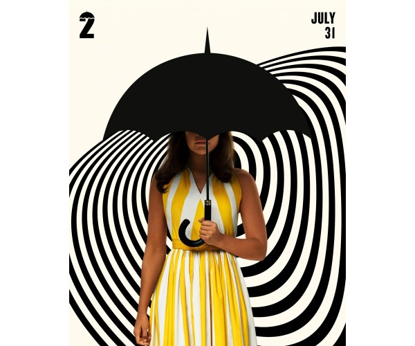 Постер Академія Амбрелла Umbrella Academy А3 11