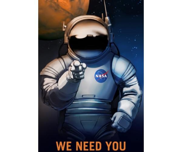 Постер NASA 02