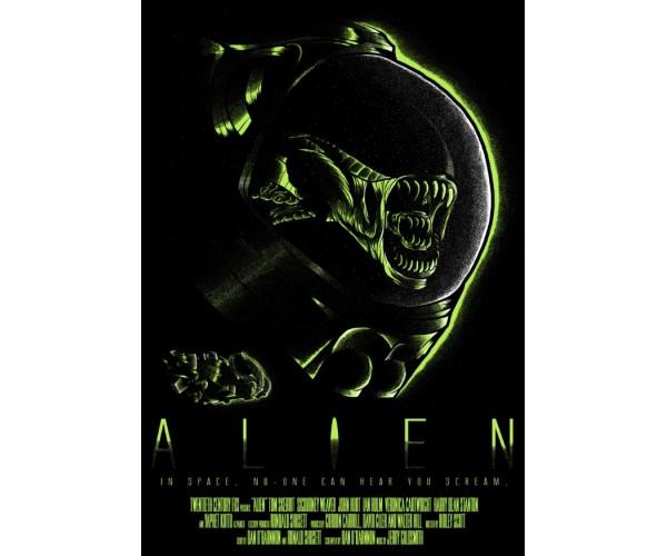 Постер Alien 03