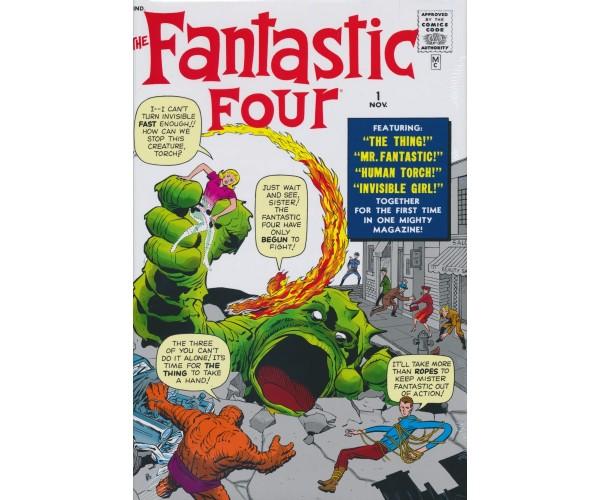 Постер Fantastic Four