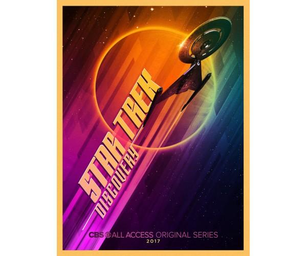 Постер Star Trek 01