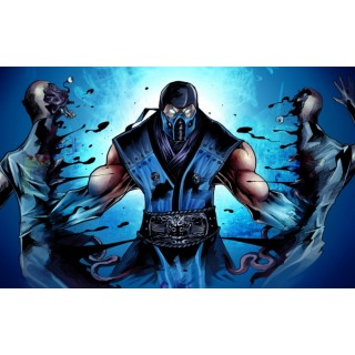 Постер Mortal Kombat A3 05