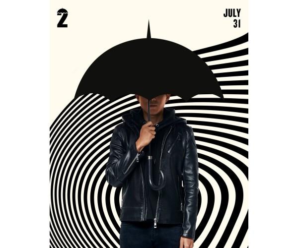 Постер Академія Амбрелла Umbrella Academy А3 14