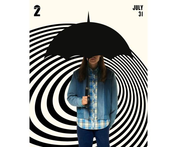 Постер Академія Амбрелла Umbrella Academy А3 15