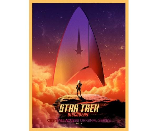 Постер Star Trek 02