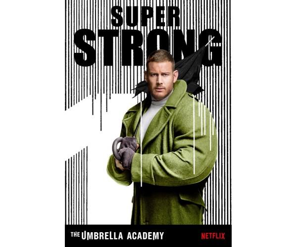 Постер Академія Амбрелла Umbrella Academy А3 20