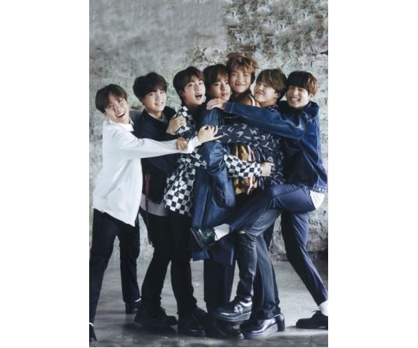 Постер BTS