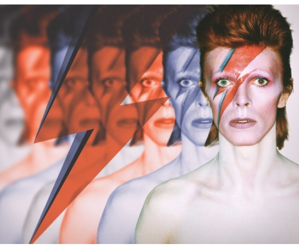 Постер David Bowie 02