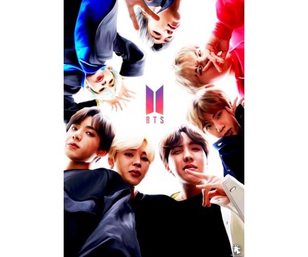 Постер BTS 02