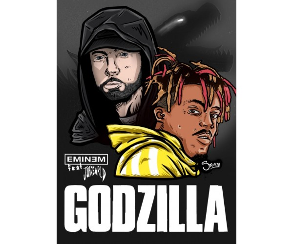 Постер Eminem 03