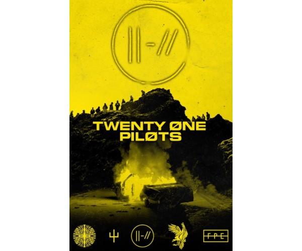 Постер Twenty One Pilots