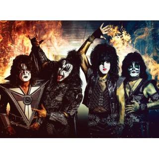 Постер Kiss 02