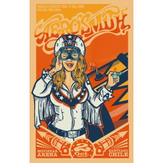 Постер Aerosmith