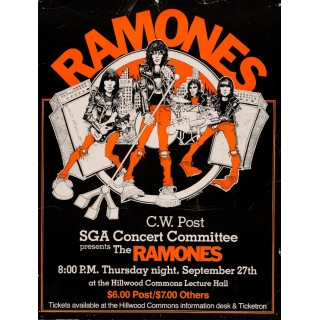 Постер Ramones