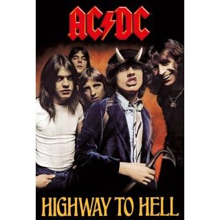 Постер AC/DC 02