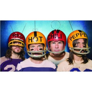Постер Red Hot Chili Peppers