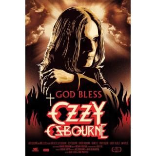 Постер Ozzy Osbourne