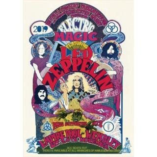 Постер Led Zeppelin 03