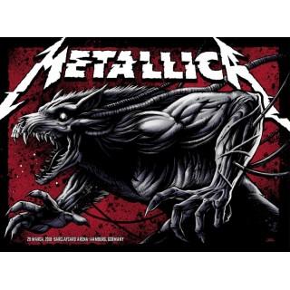 Постер Metallica 02