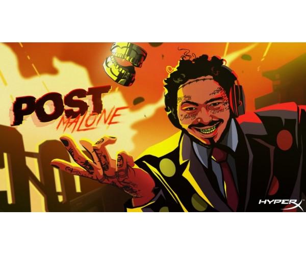 Постер Post Malone 01