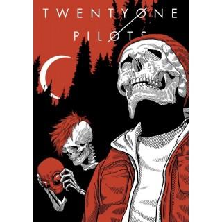 Постер Twenty One Pilots 01