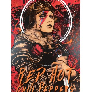 Постер Red Hot Chili Peppers 02