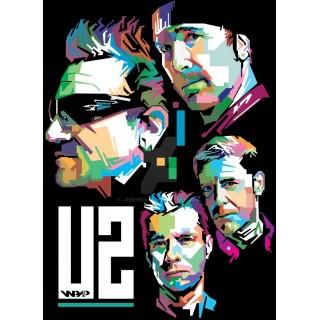 Постер U2