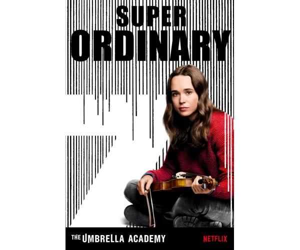 Постер Академія Амбрелла Umbrella Academy А3 18